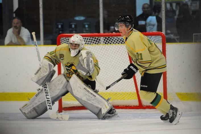 Nick Trencianski - PIJHL - BCHL - NCAA