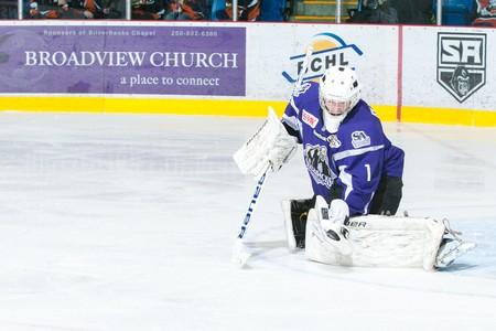 Angus Redmond - BCHL - NCAA - NHL