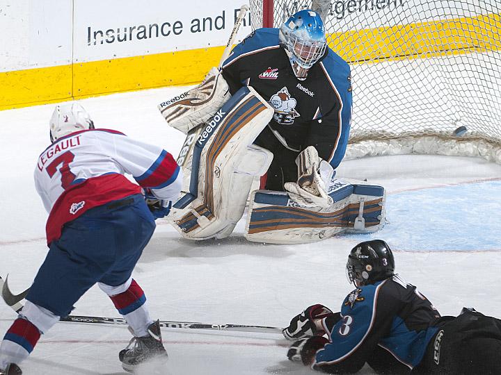 Nathan Liewien - WHL - ECHL
