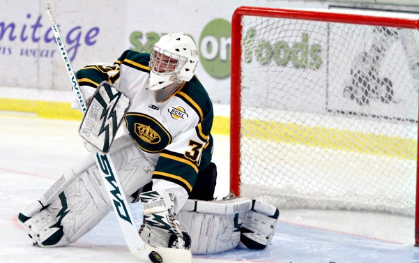 Sean Maquire - BCHL - NCAA