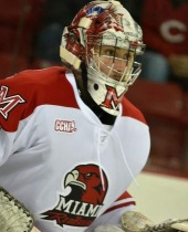 Connor Knapp ECHL - AHL - NCAA