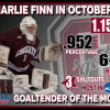 FinnECAC_Goalie of Month_Frame
