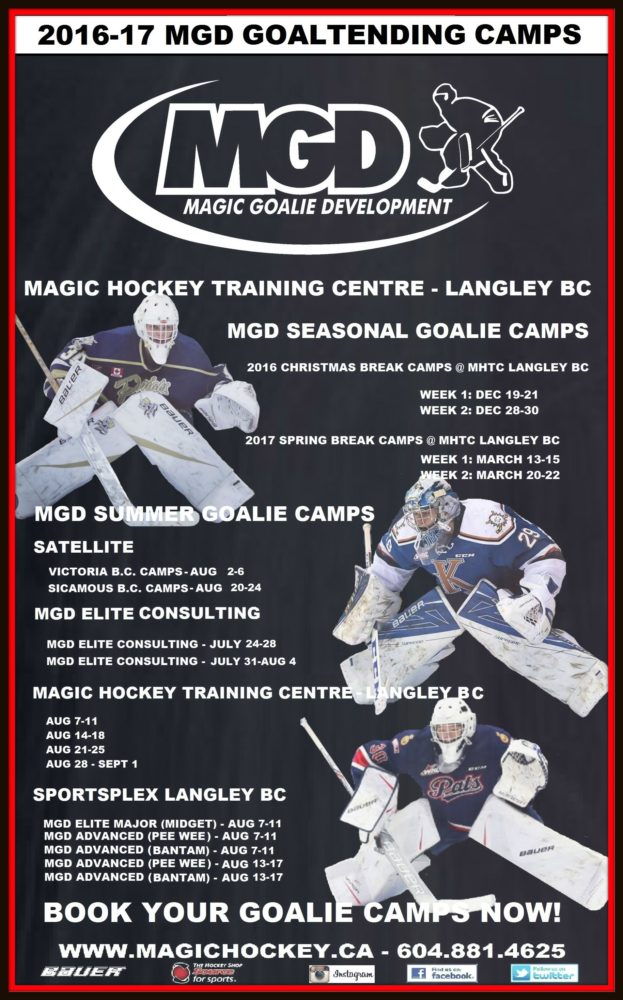 2016-17 MGD Goaltending Camps_ Poster_AD1