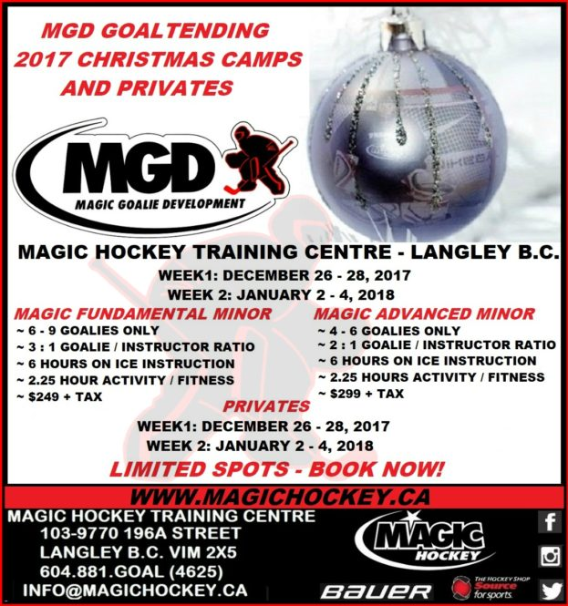 2017-18 MGD Christmas Camps and Privates1